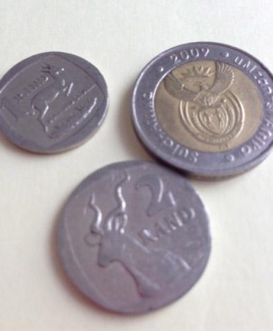 ZAR coins