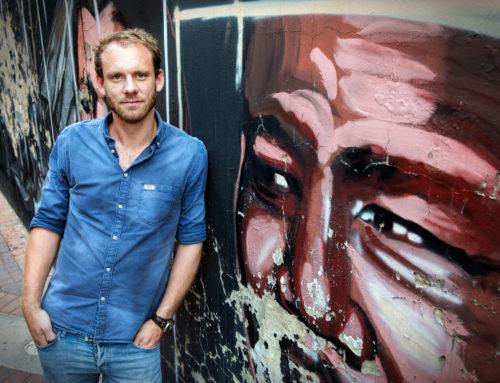 """WE MADE IT! – Introducing journalist """"Niels Posthumus"""""""